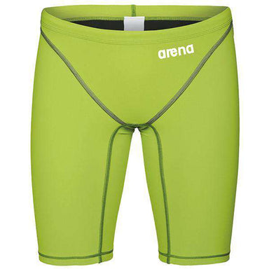 Heren Powerskin St. 2.0 Jammer Lime-Green | Zwemmershop
