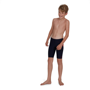 Boomstar Placement Jammer Navy Rood | Speedo