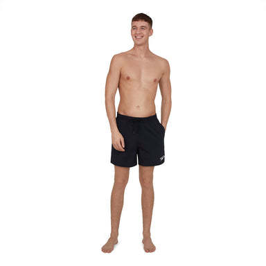 "Essentials 16"" Watershort Zwart 