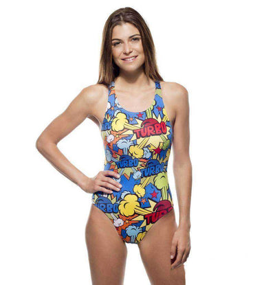Swimming Dames Suits Pop Turbo | Zwemmershop