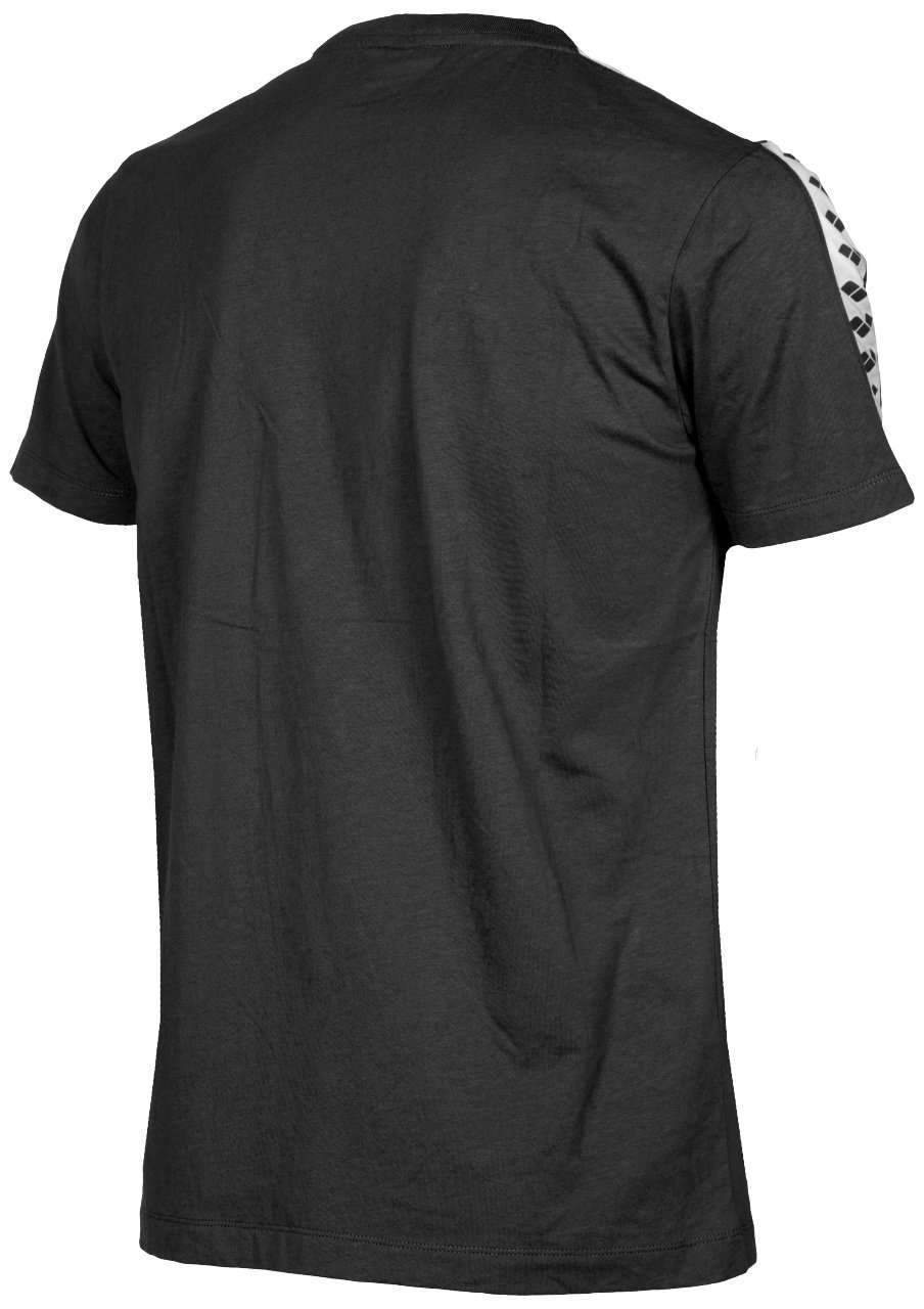 Heren T-Shirt Team black-white-black | Zwemmershop