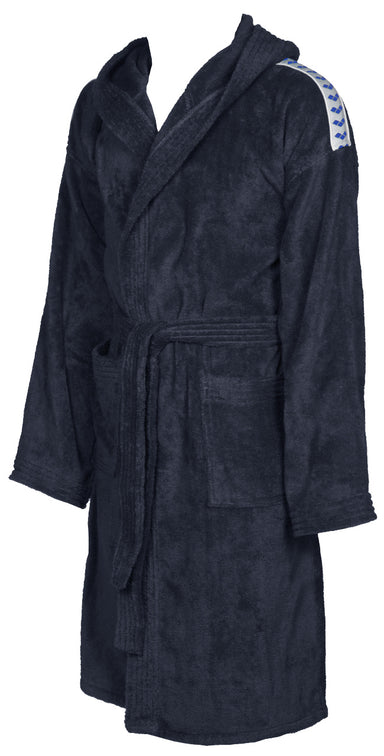 Arena Core Soft Robe navy-white (6261026750651)