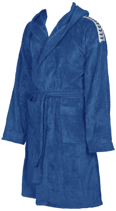 Arena Core Soft Robe Jr royal-white (6242802958523)