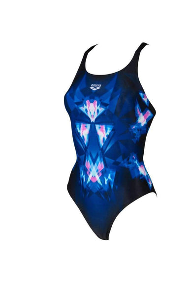 W One Luckystar Swim Pro One Piece black | Zwemmershop