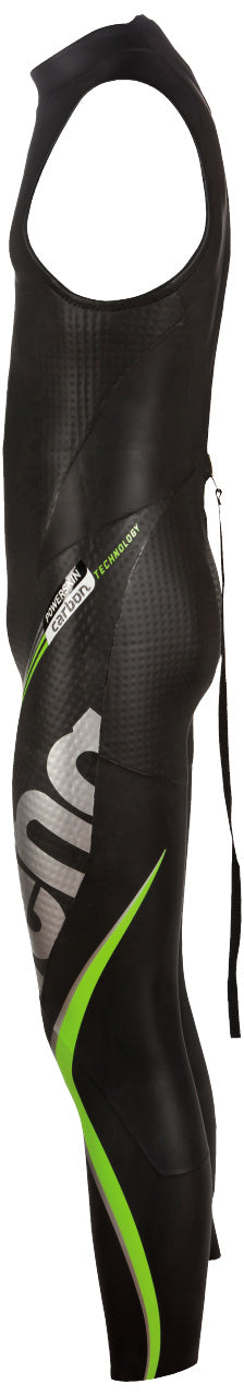 Arena M Tri Wetsuit Carbon Sleevless black (6080292290747)