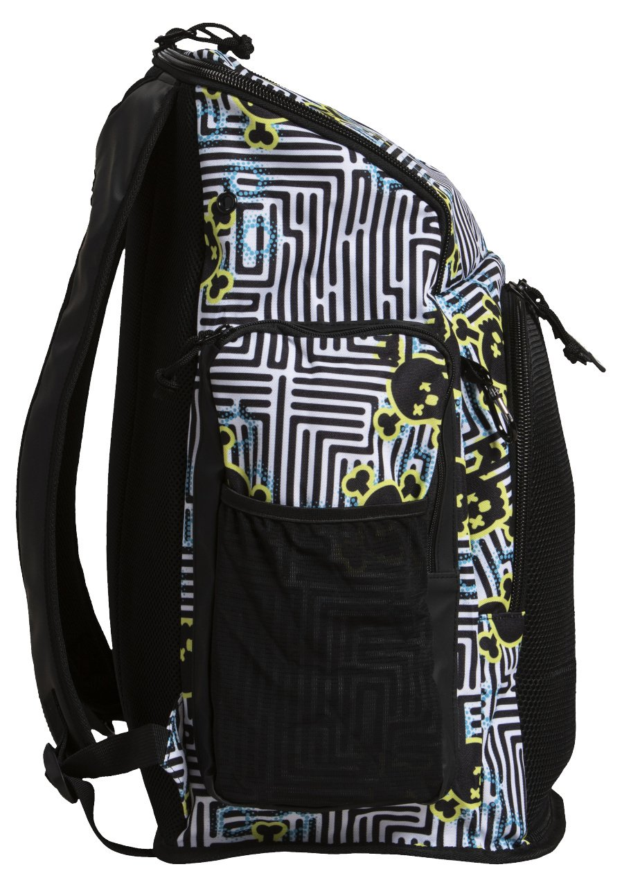 Team Backpack 45 Allover Crazy-Labyrinth