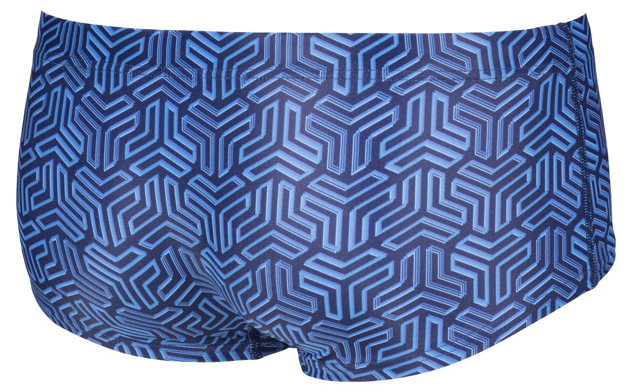 Kikko Low Waist Short - Navy/Multi