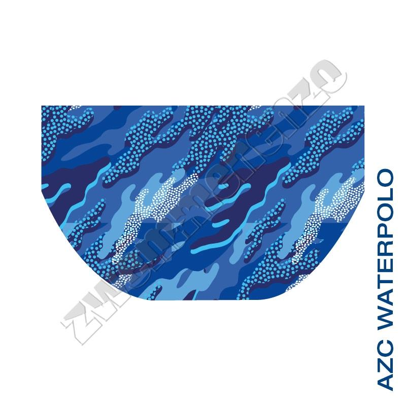 Arena waterpolo brief custom AZC