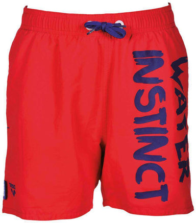Water Instinct Junior boxer Rood - royal | Zwemmershop
