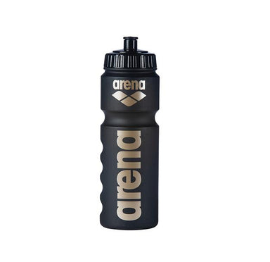 Water Bottle (75cl) Zwart - Goud | Arena
