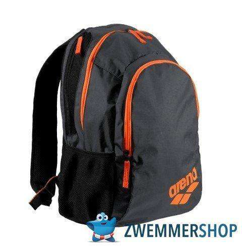 Spiky 2 Backpack fluo-orange | Zwemmershop