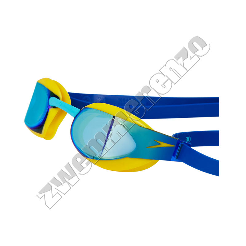 Speedo Fastskin3 Elite Goggle Mirror Junior Yellow/ blue