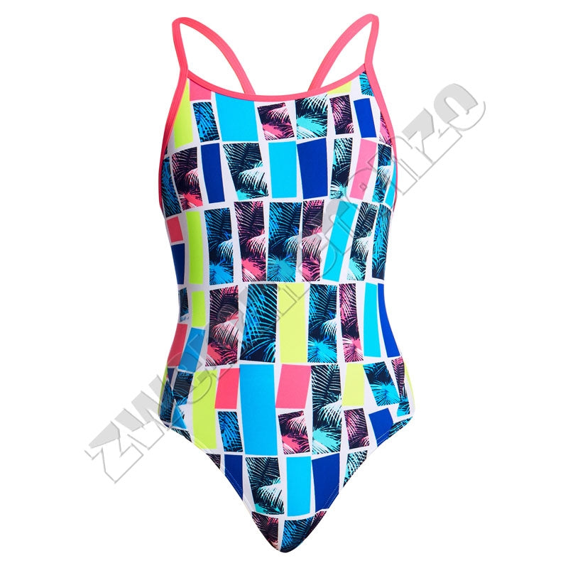 Funkita Girls Diamond Back Palm Bar