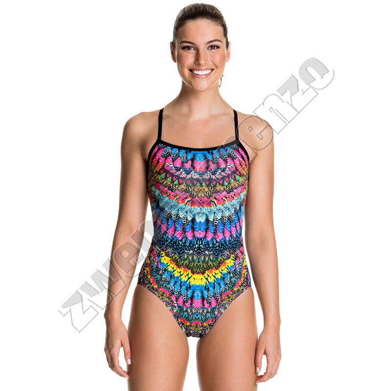 Funkita Ladies Single Strap Fly Queen