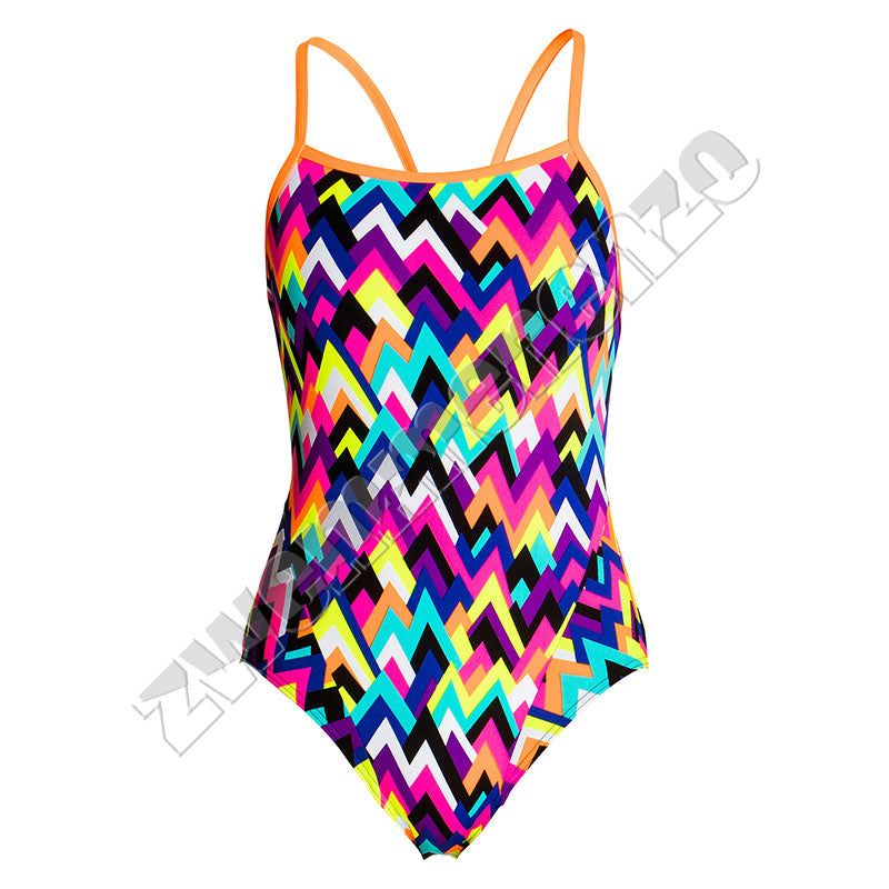Funkita Ladies Single Strap Tip Top