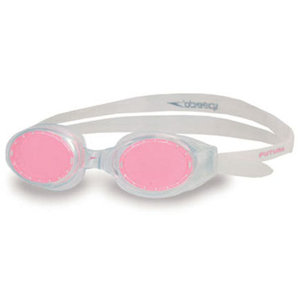 Speedo Junior Futura Ice Clear/Pink