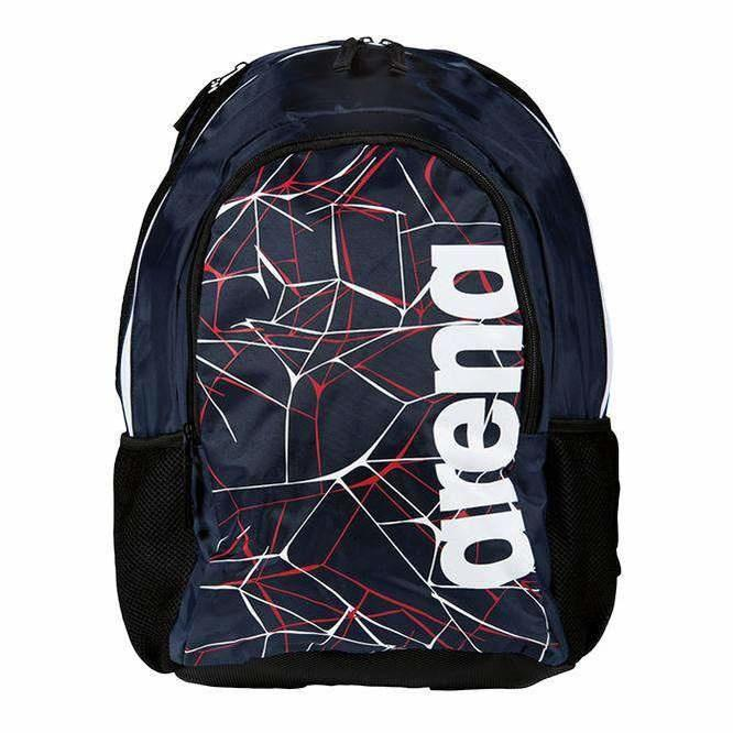 Water Spiky 2 Backpack navy