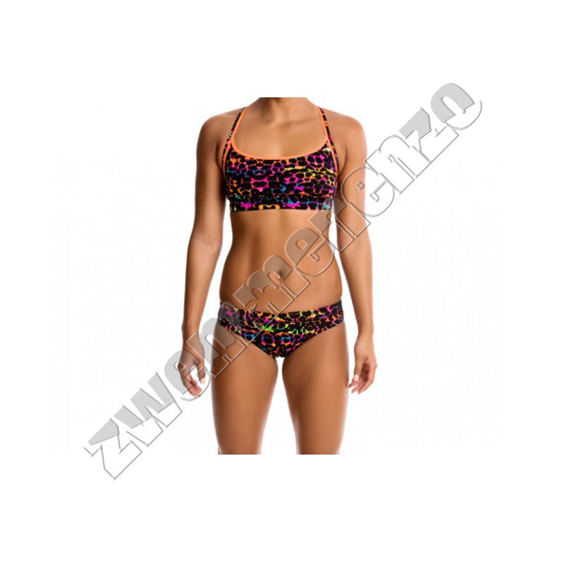 Funkita Ladies Sport bikini Puma Power