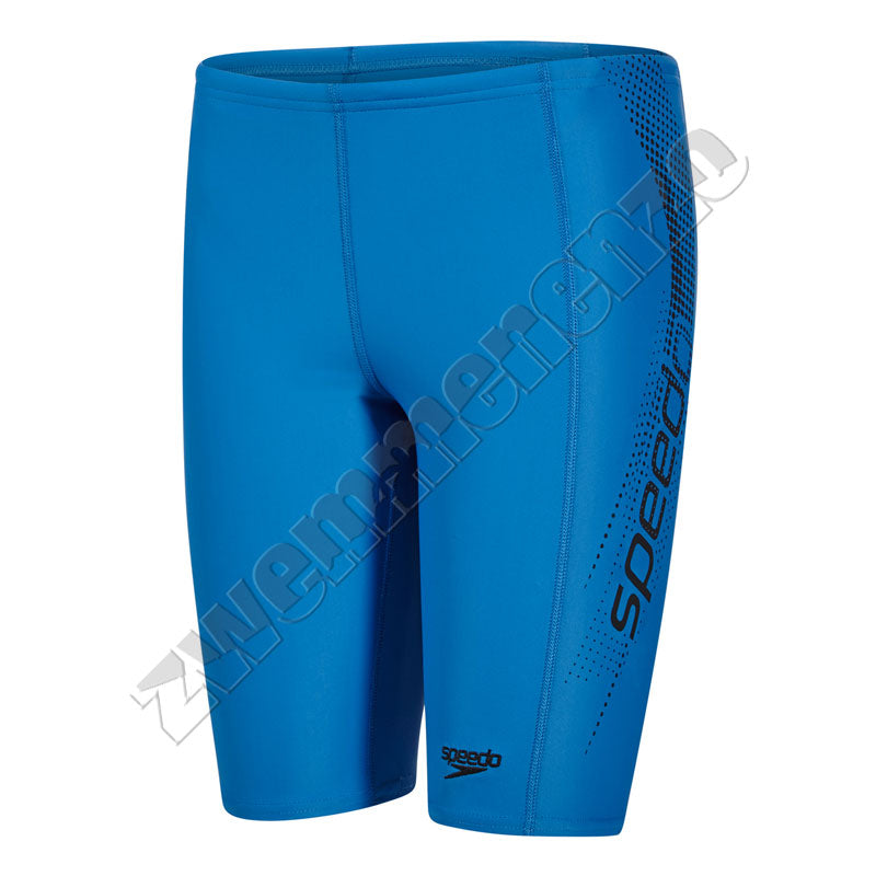 Speedo Sports Logo Jammer Blue