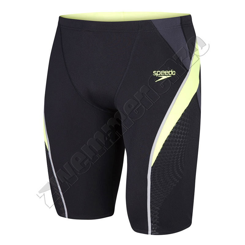 Speedo Fit Splice Jammer black/yellow