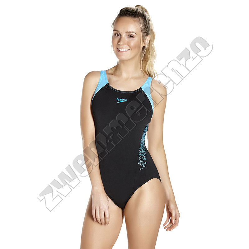 Speedo Boom Splice black/ turqoise