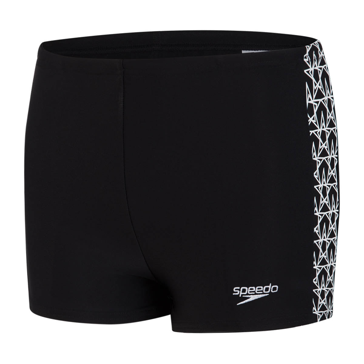 Speedo Boomstar splice Aquashort black/white