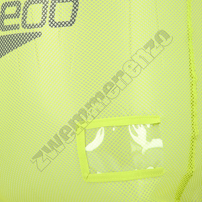Speedo Equipment Mesh Bag green- grey