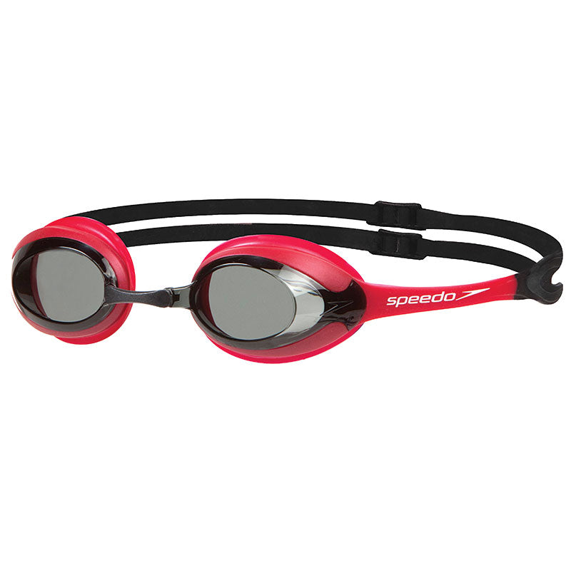 Speedo Merit Red/Smoke