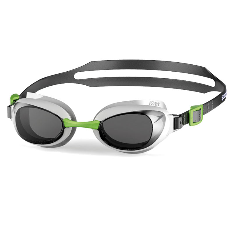 Speedo Aquapure  Mirror Green/Silver