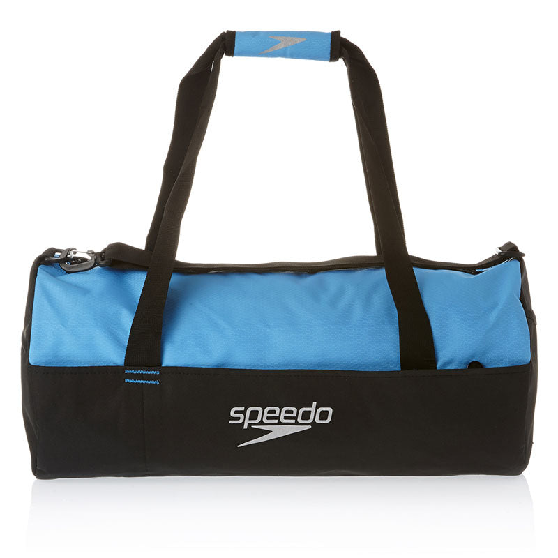 Speedo Duffel Bag black/japan blue
