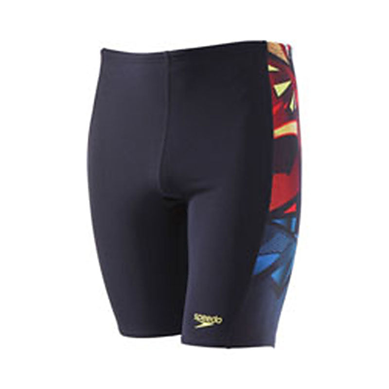 Speedo AquaticPro Placement jammer Navy/USA Red