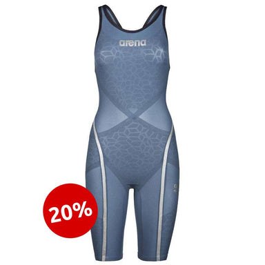 Carbon Ultra Open Back blue-steel/silver | Arena (5353798402211)