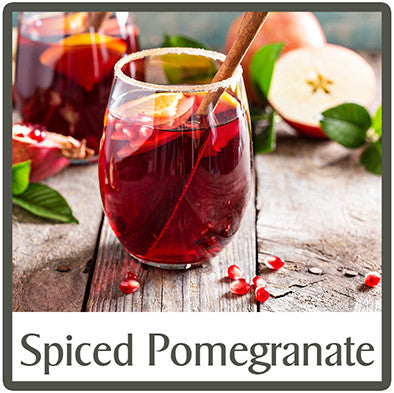 Spiced Pomegranate