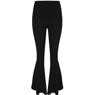 Chola Flared Trousers Black