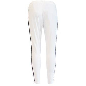 Salano Sports Luxe Trousers White