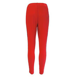 Salano Sports Luxe Trousers Red