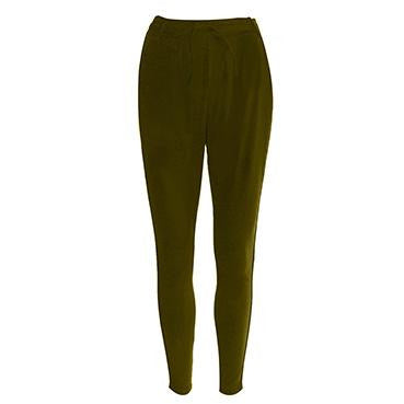 Salano Sports Luxe Trousers Khaki
