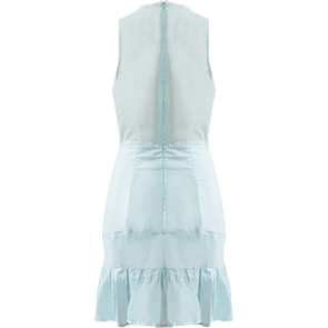 Neeci Dress Pastel Blue