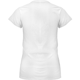 New Age Rebel Tee White
