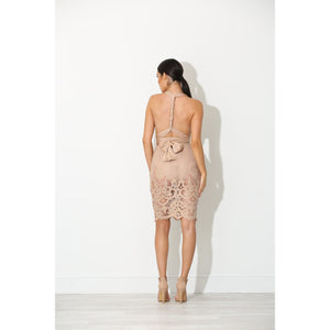 Anara Nude Multiway Dress