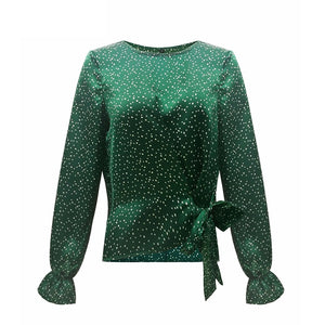 Beth Blouse Green