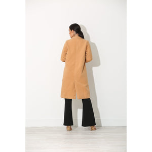 Corten Camel Trench Coat