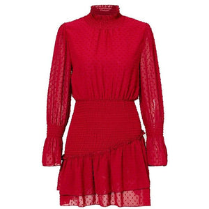 Connie Dress Red