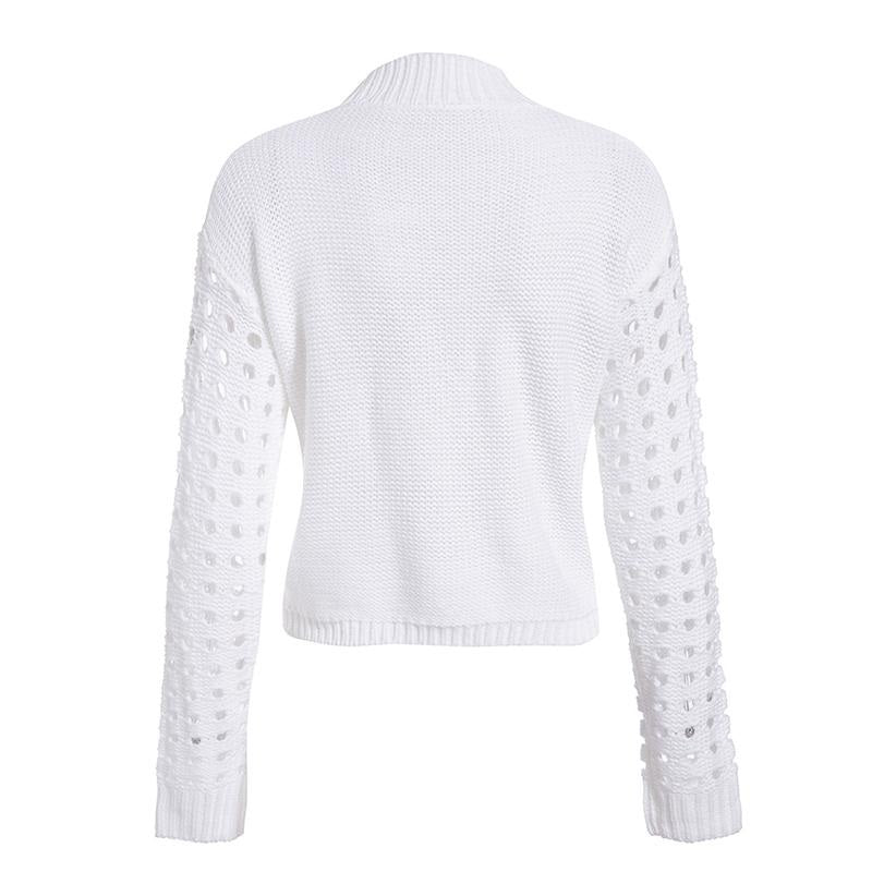 Damera Sweater White