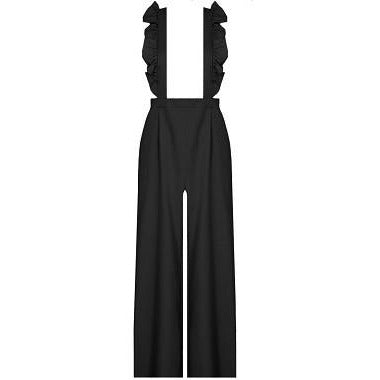 Eveness Jumpsuit -Black