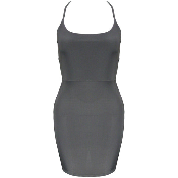 Franni Mini Dress Grey