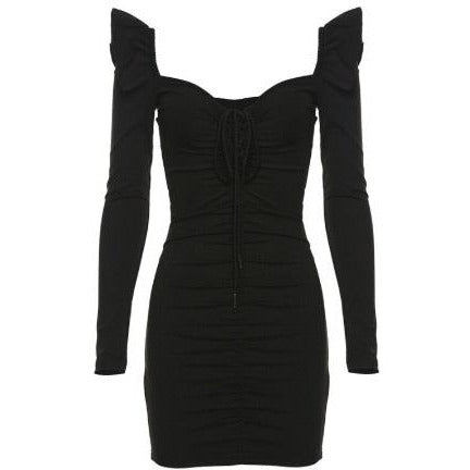 Icana Dress Black