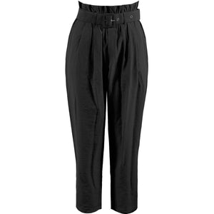 Ikra Trousers Black