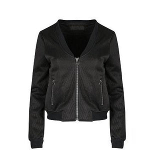 Ilya Light Bomber Jacket Black