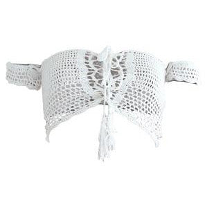 Juana Crochet Crop Top